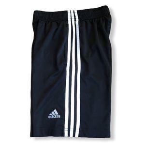 Adidas Classic Athletic Shorts—Boys M